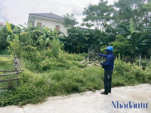Nhiều nhà đầu tư bất động sản ở Nghệ An 'chết chìm' sau cơn sốt đất - Ảnh 1.