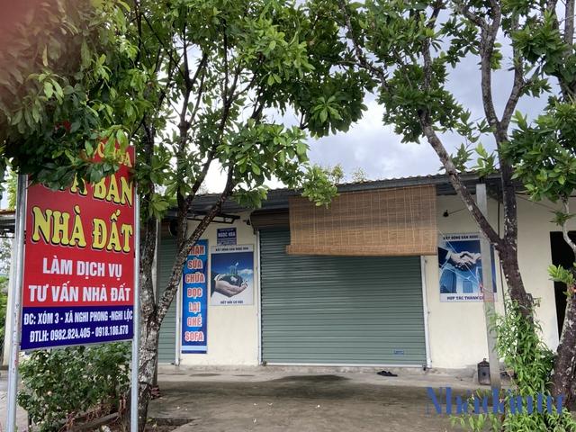 Nhiều nhà đầu tư bất động sản ở Nghệ An 'chết chìm' sau cơn sốt đất - Ảnh 4.