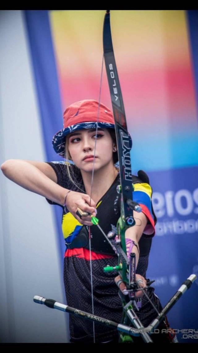 Dàn nữ thần thi đấu hot nhất Olympic Tokyo 2020, gương mặt đến từ Việt Nam cũng nổi bần bật - Ảnh 1.