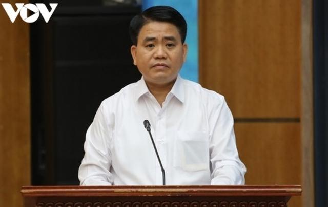 """Ông chủ Nhật Cường đã """"tác động"""" ông Nguyễn Đức Chung bằng cách nào?  - Ảnh 1."""
