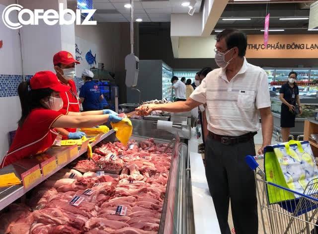 Nếu Vissan ngừng sản xuất trong 3 đến 4 tuần, sẽ ảnh hưởng như thế nào đến thị trường thịt lợn ở TP.HCM và các phương án bù đắp? - Ảnh 2.