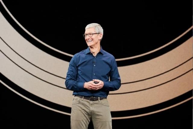 Apple dự báo thiếu chip làm iPhone - Ảnh 1.