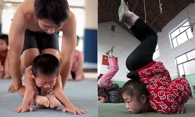Giấc mơ vô địch Olympic của những đứa trẻ ở lò đào tạo thể thao Trung Quốc: Đánh đổi tuổi thơ bằng máu, mồ hôi và nước mắt  - Ảnh 10.