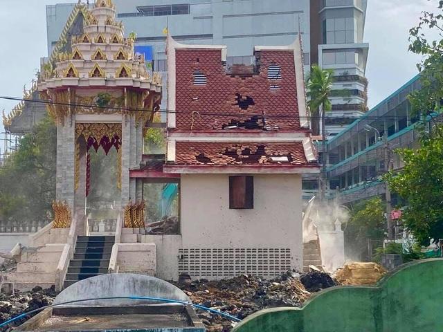 Thái Lan: Số ca mắc và tử vong do Covid-19 tăng kỷ lục, nhà hỏa táng đổ sập vì quá tải - Ảnh 6.