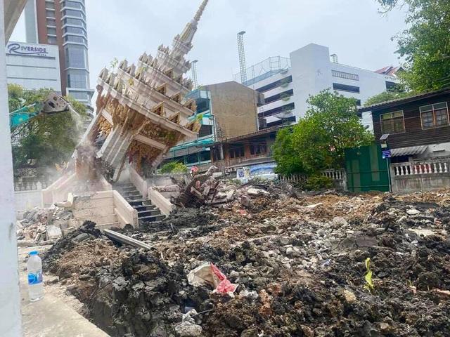 Thái Lan: Số ca mắc và tử vong do Covid-19 tăng kỷ lục, nhà hỏa táng đổ sập vì quá tải - Ảnh 8.