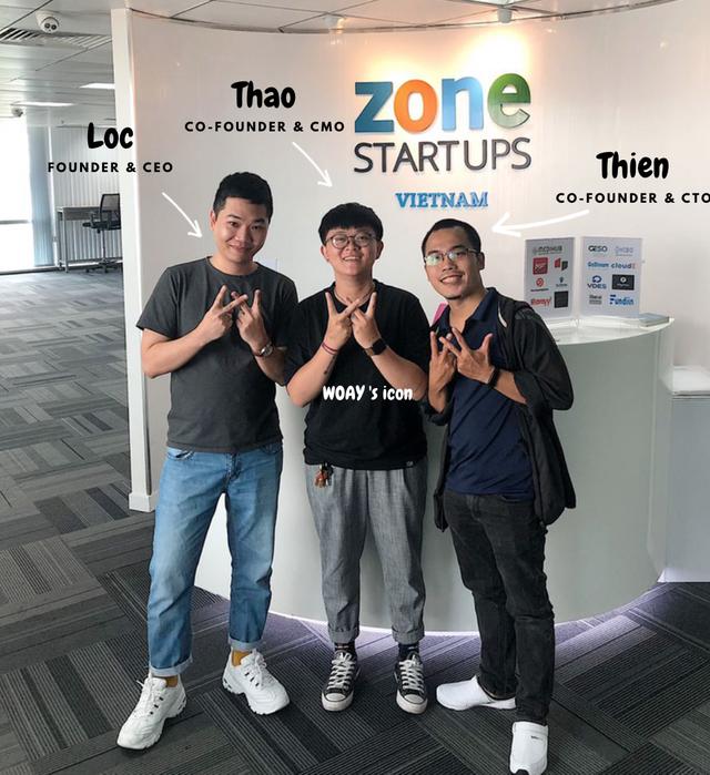 Founder Woay – team Shark Bình và thanh xuân gắn liền với khởi nghiệp: Rèn nghề ở Loship, tích lũy ở công ty làm website và nổi danh với Woay - Ảnh 4.