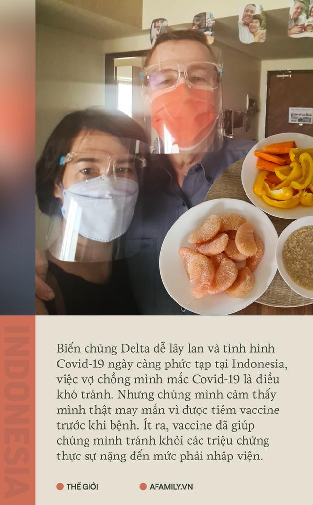 Người Việt ở Indonesia kể chuyện tự chiến đấu với Covid-19: Bình tĩnh xử lý từng bước nhưng vẫn chuẩn bị sẵn tâm thư trăng trối - Ảnh 14.