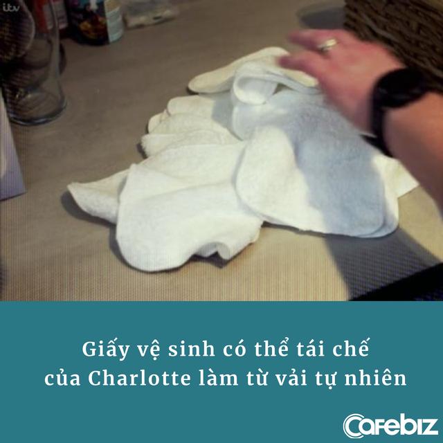 Giặt giấy vệ sinh để dùng lại, không mua dầu gội sữa tắm trong 5 năm, người phụ nữ tiết kiệm đủ tiền du lịch 12 nước trên khắp 5 châu - Ảnh 1.