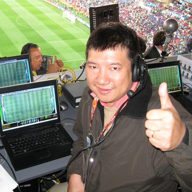 BLV Quang Huy: Cuộc đời toàn cua gắt, lần đầu phát sóng chỉ được vài chục nghìn, ăn 10 - 20 bát cơm để bình luận xuyên đêm - Ảnh 9.