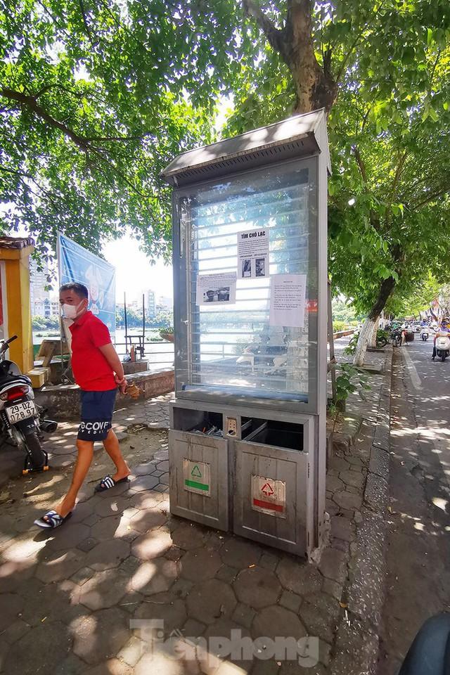 Mô hình thùng rác công nghệ trị giá 200 tỷ đồng ở Hà Nội hiện ra sao? - Ảnh 11.