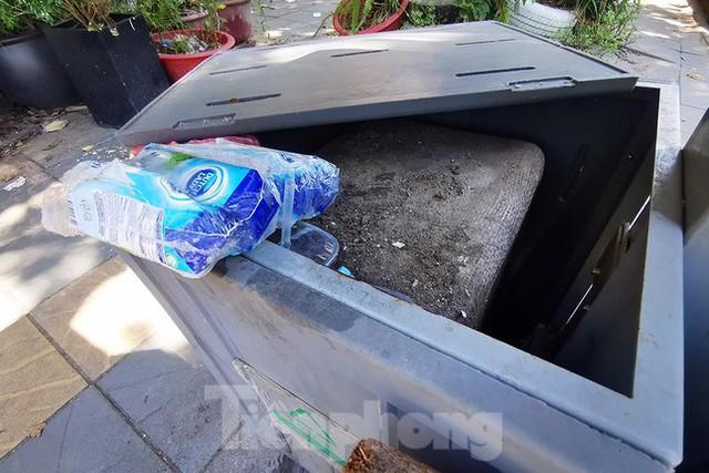 Mô hình thùng rác công nghệ trị giá 200 tỷ đồng ở Hà Nội hiện ra sao? - Ảnh 6.