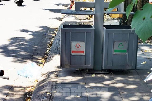 Mô hình thùng rác công nghệ trị giá 200 tỷ đồng ở Hà Nội hiện ra sao? - Ảnh 8.