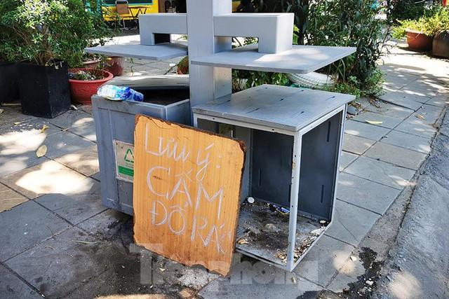 Mô hình thùng rác công nghệ trị giá 200 tỷ đồng ở Hà Nội hiện ra sao? - Ảnh 10.