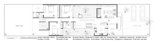 Ngôi nhà gạch thiết kế ngẫu hứng trên sườn đồi ở Sơn La xuất hiện trên báo Mỹ - Ảnh 22.