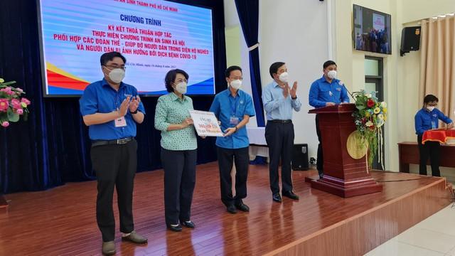 Ra mắt liên minh thiện nguyện Vòng Tay Việt – Sài Gòn và sẽ trao tặng cho Trung tâm An sinh TP.HCM 1 triệu suất ăn đến tháng 9/2021 - Ảnh 2.