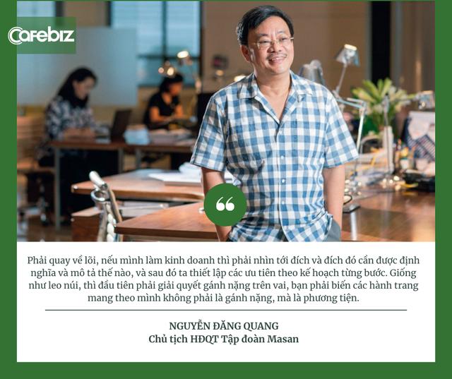(Mai) Muốn khởi nghiệp hay làm bất cứ việc gì thành công, bạn không thể bỏ qua triết lý kinh điển chủ tịch tập đoàn Masan Nguyễn Đăng Quang chia sẻ - Ảnh 1.