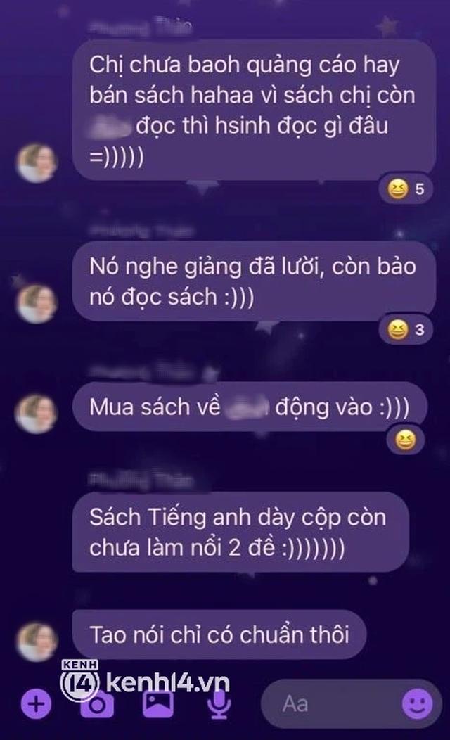 NÓNG: Giáo viên dạy Văn online nổi tiếng ở Hà Nội bị tố dùng từ tục tĩu, show ảnh bộ phận nhạy cảm, chất lượng học kém xa quảng cáo!  - Ảnh 1.