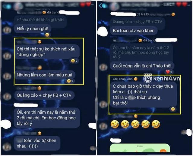 NÓNG: Giáo viên dạy Văn online nổi tiếng ở Hà Nội bị tố dùng từ tục tĩu, show ảnh bộ phận nhạy cảm, chất lượng học kém xa quảng cáo!  - Ảnh 14.