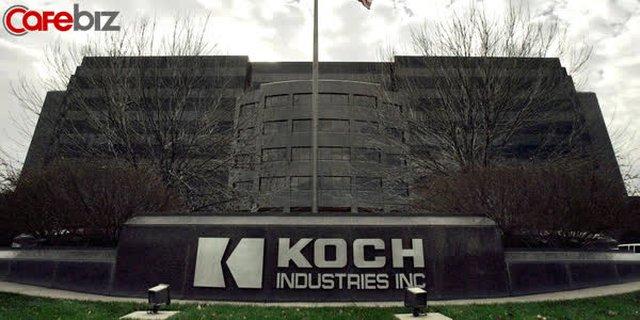 Bị anh em kiểm soát, đấu tranh nội bộ, làm thế nào Koch trở thành tập đoàn tư nhân lớn nhất Hoa Kỳ, giá trị tăng gấp 5000 lần so với khi khởi sự? - Ảnh 1.
