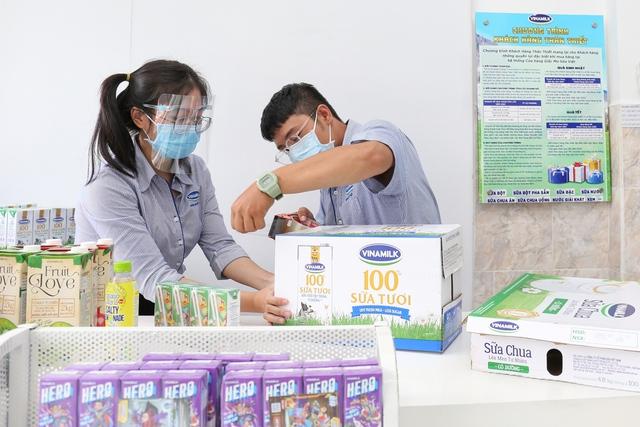 Vinamilk san sẻ khó khăn mùa dịch với chương trình hỗ trợ thiết thực cho người tiêu dùng, tổng giá trị lên đến gần 170 tỷ đồng - Ảnh 2.