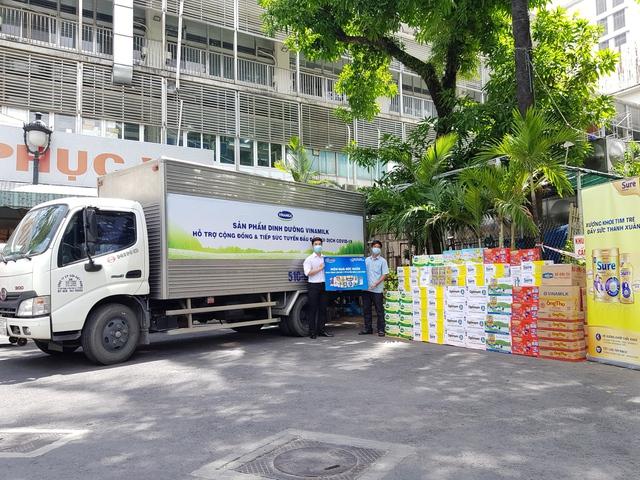 Vinamilk san sẻ khó khăn mùa dịch với chương trình hỗ trợ thiết thực cho người tiêu dùng, tổng giá trị lên đến gần 170 tỷ đồng - Ảnh 6.