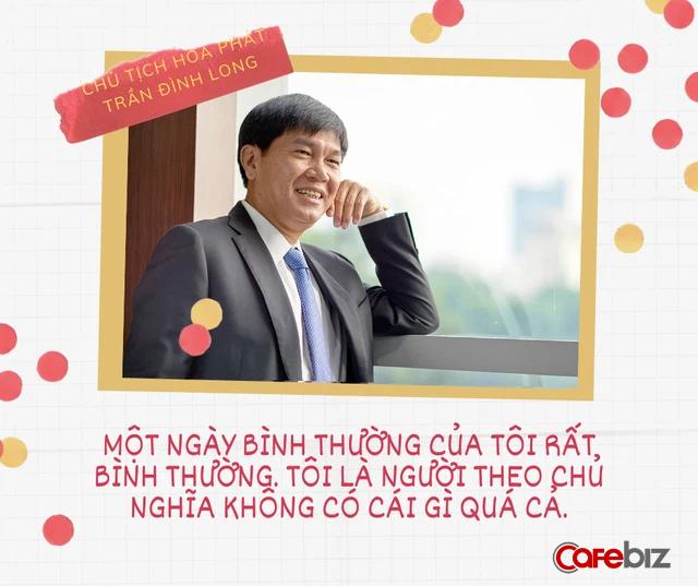 (BÀI CHỦ NHẬT) Các tỷ phú đô la Trần Đình Long, Nguyễn Thị Phương Thảo thường làm gì vào dịp cuối tuần? - Ảnh 1.