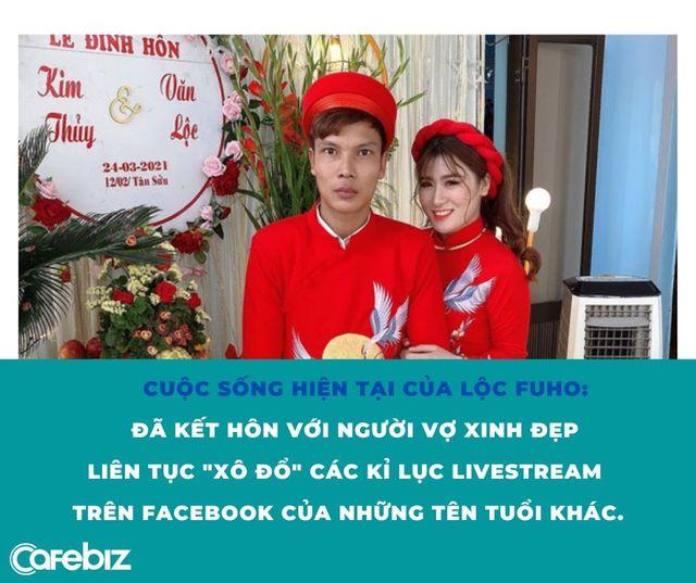 Hơn 250.000 người xem livestream dạy trộn vữa, trát tường: Lộc Fuho là ai? - Ảnh 6.