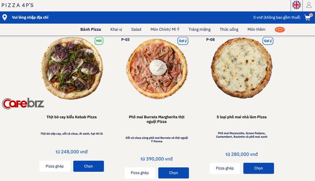 Giải mã hiện tượng ngành F&B - Pizza 4Ps: Không quảng cáo, khuyến mãi vẫn được săn lùng giữa mùa dịch, xuất hiện cả trên kệ siêu thị, bán online qua Shopee, Lazada… - Ảnh 3.