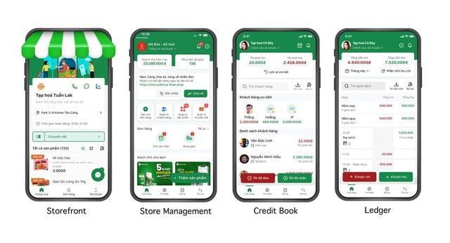 Startup số hóa sổ bán hàng Việt Nam được đầu tư 1,5 triệu USD - Ảnh 2.