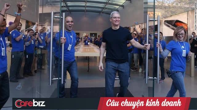 Phong cách quản lý của Tim Cook khác với Steve Jobs như thế nào? - Ảnh 2.