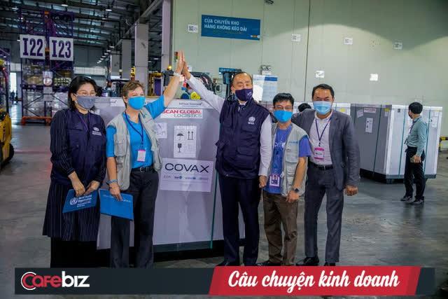 Nữ Giám đốc gốc Việt điều hành chương trình chia sẻ vaccine COVAX, được TIME vinh danh là người nắm trong tay sức khoẻ của thế giới - Ảnh 1.