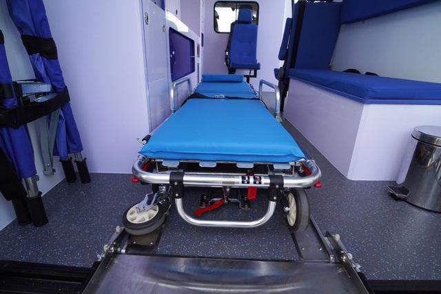 Tỷ phú Việt muốn tặng TP.HCM 30 xe cứu thương, 25 xe tiêm vắc xin, 500.000 bộ kit test Covid - Ảnh 3.
