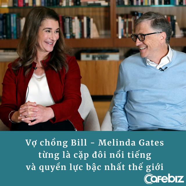 Bill Gates chính thức ly hôn, vợ cũ không 'đòi' đổi họ, số phận khối tài sản trăm tỷ 'đô' vẫn chưa xác định - Ảnh 1.