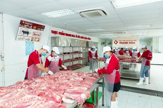 Công ty Thanh Nga kinh doanh ra sao trước khi phát hiện chùm F0 giao hàng cho hơn 50 siêu thị tại Hà Nội? - Ảnh 2.