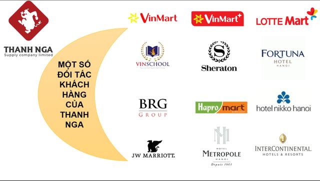 Công ty Thanh Nga kinh doanh ra sao trước khi phát hiện chùm F0 giao hàng cho hơn 50 siêu thị tại Hà Nội? - Ảnh 3.