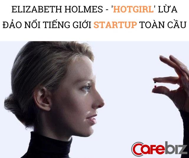 Hotgirl khởi nghiệp nổi tiếng giới startup hầu tòa: Lừa đẹp nhà đầu tư rót hàng trăm triệu USD, bản thân có lúc trở thành tỷ phú đôla chỉ bằng 1 máy xét nghiệm rỗng tuếch - Ảnh 1.