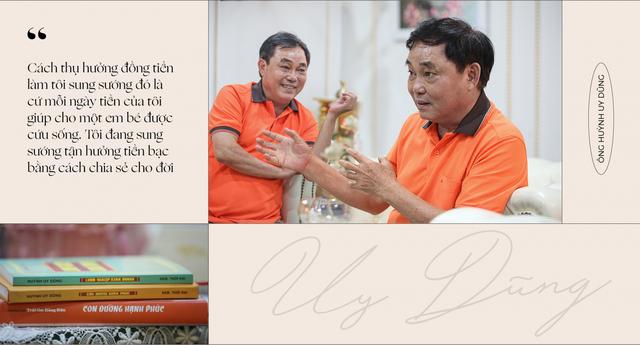 Ông Huỳnh Uy Dũng hé lộ về nhà máy găng tay với quy mô khủng - Ảnh 3.