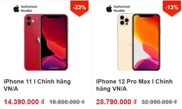 iPhone 11 giảm giá thấp chưa từng thấy, loạt tablet, màn hình máy tính bay vài triệu - Ảnh 1.