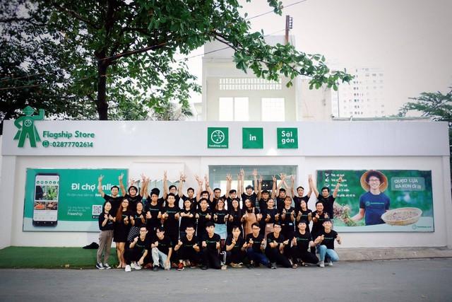 CTO 8X biến start-up thành sàn thương mại nông sản điện tử hàng đầu Việt Nam - Ảnh 2.