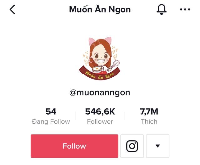 Xây dựng kênh tiktok với nửa triệu follow, cô gái Nam Định có thu nhập 60 triệu/tháng - Ảnh 1.