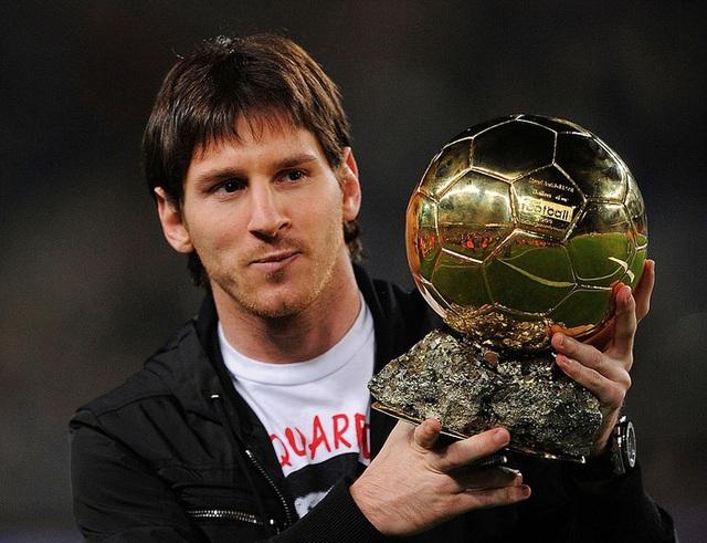 Toàn bộ sự nghiệp vĩ đại của Messi tại Barcelona qua ảnh - Ảnh 11.