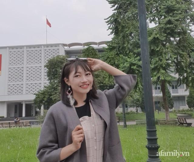 Xây dựng kênh tiktok với nửa triệu follow, cô gái Nam Định có thu nhập 60 triệu/tháng - Ảnh 8.