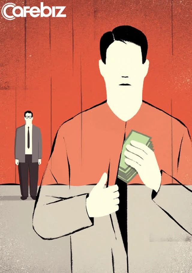 3 rào cản tư duy hạn chế bạn kiếm tiền: Hoá ra, nghèo không chọn bạn, mà chính bạn chọn cái nghèo - Ảnh 2.