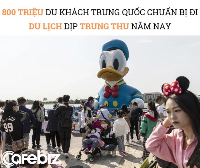 Thế giới ngưỡng mộ nhìn Trung Quốc: Hơn 2 tỷ liều vaccine đã được tiêm, sạch bong F0 cộng đồng, người dân đổ xô đi du lịch dịp Trung thu - Ảnh 3.
