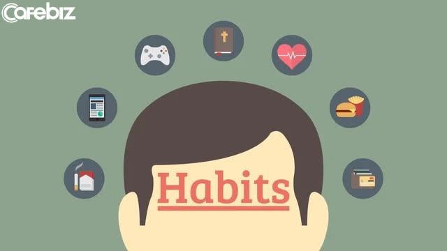 Gia tài bạc tỷ, không bằng một thói quen tốt: nếu bạn muốn kiểm soát cuộc sống của mình, bạn phải kiểm soát những thói quen của mình - Ảnh 3.