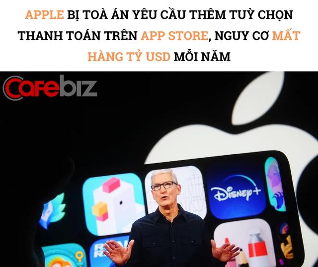 Tòa án chính thức ra phán quyết yêu cầu Apple thêm tuỳ chọn cổng thanh toán trên App Store, khoản hoa hồng cắt cổ 30% mang về hàng tỷ USD mỗi năm không cánh mà bay - Ảnh 2.