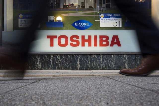 Toshiba đóng cửa nhà máy 30 năm hoạt động ở Trung Quốc - Ảnh 1.