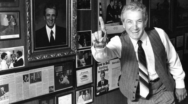 35 tuổi phá sản, nhảy việc hơn 40 lần, Joe Girard trở thành người bán hàng vĩ đại nhất thế giới nhờ 1 kỹ năng đỉnh!  - Ảnh 2.