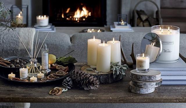 Muốn mang cả mùa thu vào ngôi nhà của bạn thì thử sắm ngay những món đồ trang trí nội thất này - Ảnh 9.
