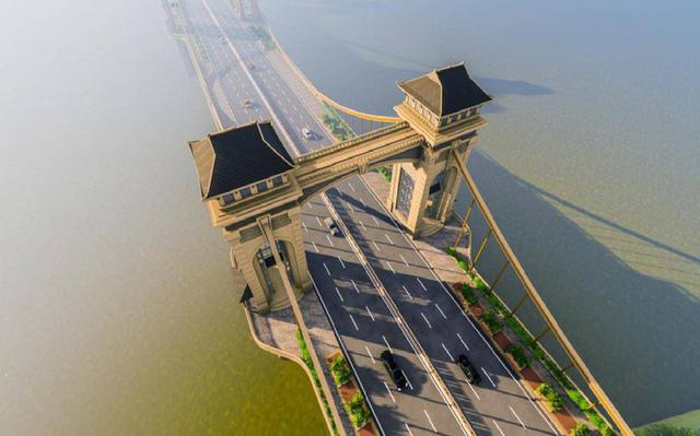 Tại sao cầu 8.900 tỷ đồng nối quận Hoàn Kiếm với Long Biên lại xây theo kiểu cổ điển? - Ảnh 1.